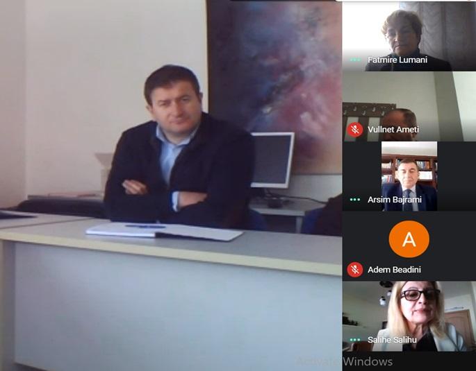 Në Universitetin e Tetovës, Mr. Sc. Salihe Salihu e mbrojti me sukses disertacionin e doktoraturës