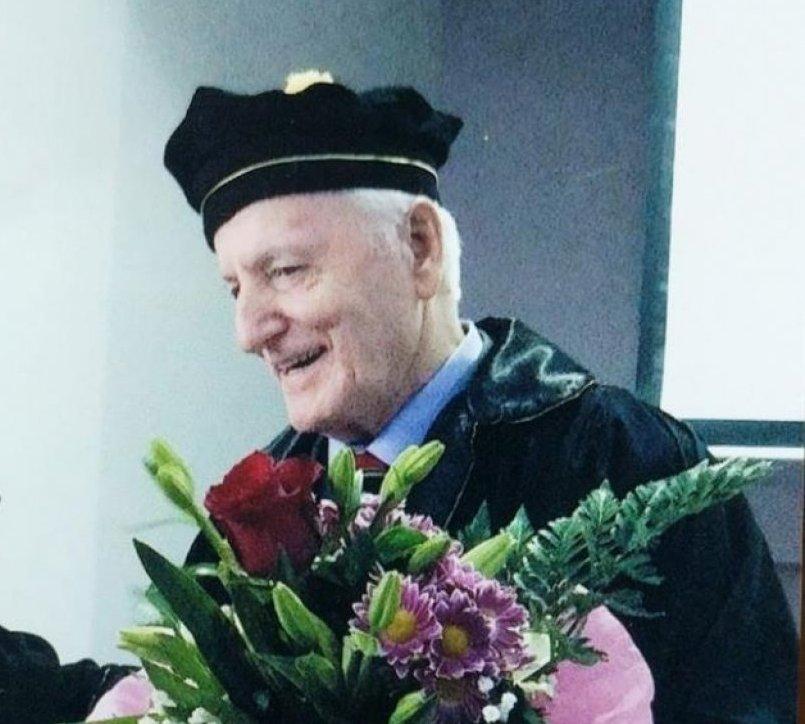 Prof. Dr. Agron Fico – albanologu, studiuesi, gjuhëtari, specialisti i shqipes…
