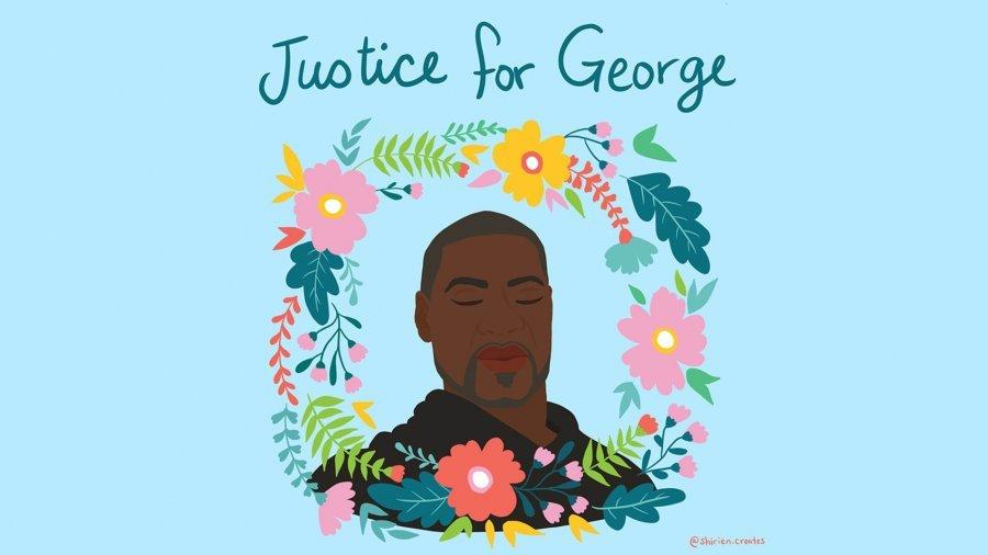 Vdekja e George Floyd / Artistët krijojnë vepra anti-raciste