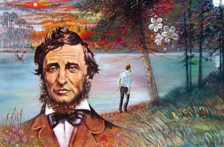Henry David Thoreau: Ne më së miri mund ta kuptojmë veten si pjesë të natyrës