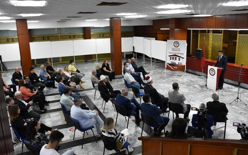 """Në Tetovë u mbajt Edicioni VIII i manifestimit kulturor """"Lidhja na bashkon"""""""